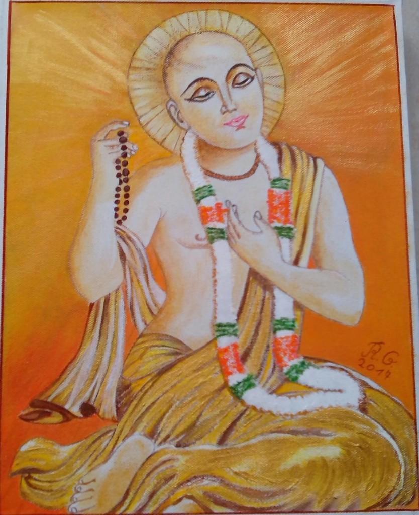 Sri Chaitanya Mhaprabhu