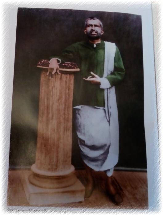 Illustration von Shri Ramakrishna Paramhansadev